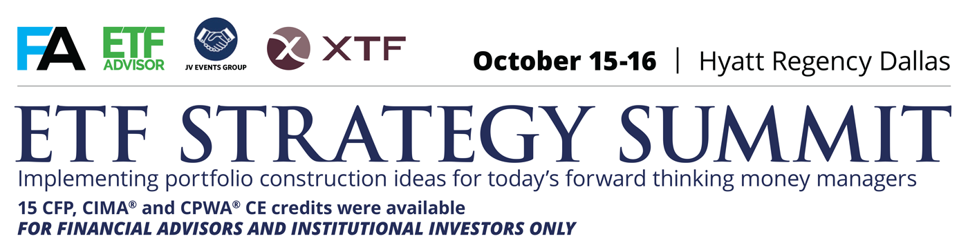ETF Summit October 2018