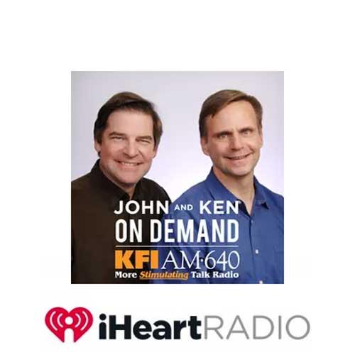 Sam Huszczo iHeartRadio KFI AM 640