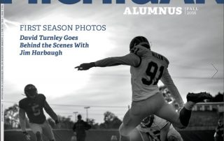 Michigan Alumni Magazine