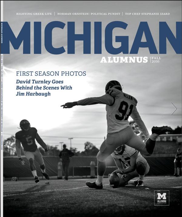 Alumni Association of Michigan