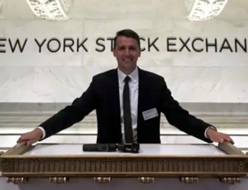 Had an incredible experience helping ring the closing bell on the NYSE