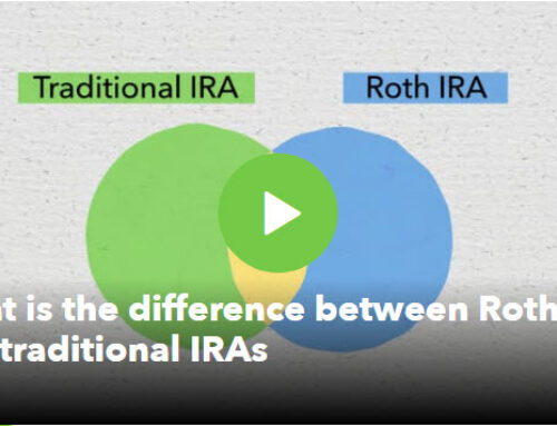 Time is 'the greatest financial asset,' says IRA expert