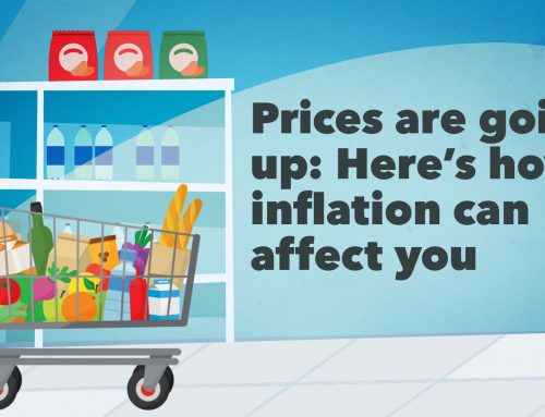 Inflation is back (for now): Here's how to optimize your portfolio for rising prices